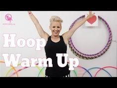 Hula Hoop Exercise | Hooping Warm Up | Hoop Dance Fitness