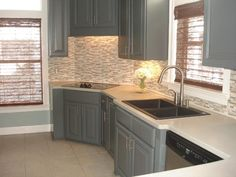 Before and After Kitchen - Houzz
