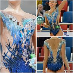 Polina Shmatko (Russia), ball 2018 (photos by Shanek_com)