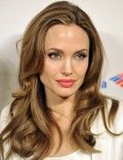 Easy Long Hairstyle for 2014 - Angelina Jolie Hairstyles