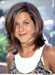 Jennifer Aniston had so many beautiful hairstyles that we simply didn& . - Jennifer Aniston had so many beautiful hairstyles that we just can& find a favor … – My S - Medium Length Hair With Layers, Medium Hair Cuts, Medium Hair Styles, Short Hair Styles, Medium Cut, Hair Layers, Jennifer Aniston Hair, Jenifer Aniston, Retro Hairstyles