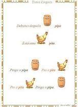 Resultado de imagem para silabarios em portugues para pre-escolar