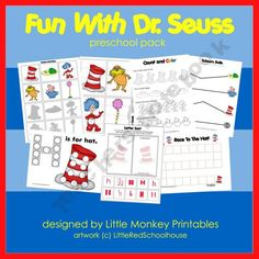 Fun With Dr. Seuss