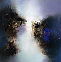 Eelco Maan, Flight (acryllic on canvas) (bron). Eelco Maan, Flight. Paul Bennett (bron)