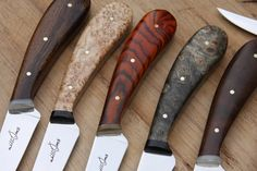 Greenville-made hunting and fishing knives