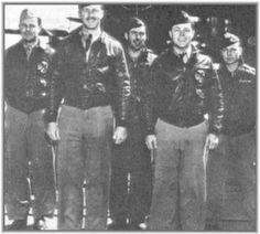 "Take Off Order  11  Tail # 40- 2249  ""Hari Kari-er""---  Target: Tokyo --- Pilot Capt. C.R. Greening, Co-Pilot Lt. K.E. Reddy, Navigator Lt. F.A. Kappeler, Bombardier SSgt. W.L. Birch, Engineer Gunner Sgt. M.J. Gardner --- Bail Out"