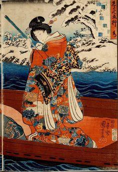 kuniyoshi utagawa - Cerca con Google