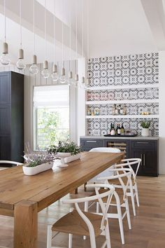 14 Gorgeous Modern Farmhouse Kitchen Backspash Ideas