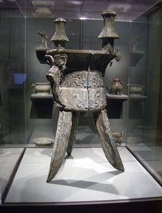 ancient Chinese metalwork @ Asian Art Museum, San Francisco | Flickr: Intercambio de fotos