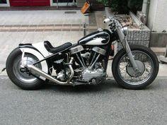 Harley Davidson News – Harley Davidson Bike Pics Harley Davidson Panhead, Harley Bobber, Harley Davidson Road Glide, Custom Choppers, Custom Bikes, Chopper Kits, Motorcycle Style, Motorcycle Paint, Motorcycle Gear