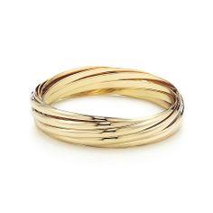 Tiffany & Co. - Paloma's Calife bangle in 18k gold, medium.