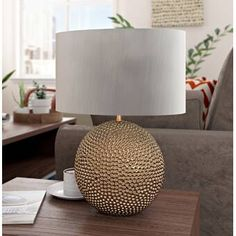 Bloomsbury Market Milena 62cm Table Lamp Set & Reviews   Wayfair.co.uk Touch Table Lamps, Tripod Table Lamp, Table Lamp Base, Table Lamp Sets, Country Bedroom Design, Buffet Lamps, Gold Table, Ceramic Table Lamps, Affordable Furniture