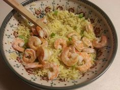 Shrimp and Orzo Salad