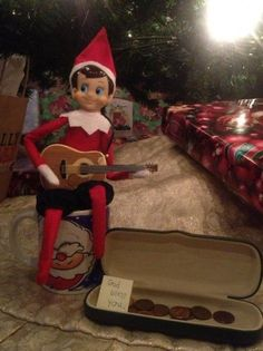 places elves hide   Funniest Elf On The Shelf Photos- Adventures Of Timby The Elf