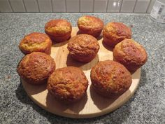 MijnPlog: Hartige ontbijtmuffins - (recept Uit Pauline's Keuken)