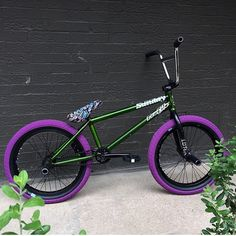 Jake Seeley's signature bike Sunday BMX
