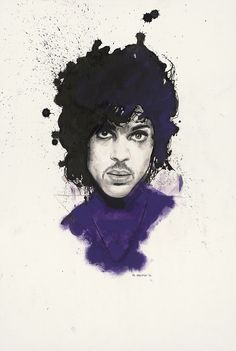 Prince Art and Sound Tribute Show Prince Drawing, Prince Tattoos, Prince Purple Rain, Roger Nelson, Prince Rogers Nelson, Beautiful One, Great Artists, Giclee Print, Fine Art