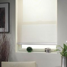 Blinds.com Gallery - light filtering roller blinds