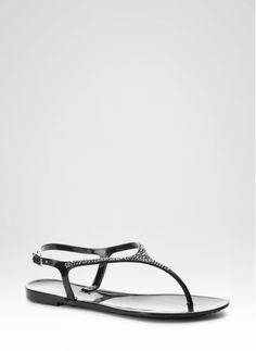 Sandały Meliski Eliza Black Sandals