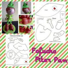 Fofucho Piter Pan