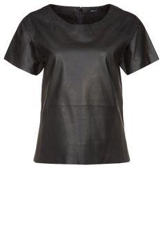 MINNIE - Bluse - black