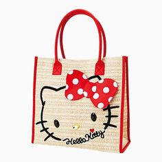 Hello Kitty basket bag L