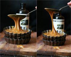 Caramel topping: 3 Step Honey Caramel (Cane Sugar Free, Casein & Lactose Free)