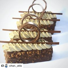 #Repost @cihan._atila Kahvekaramelçikolata birleşeni #bakelikeaproyoutube #instagood #instagram #chocolate #entremet