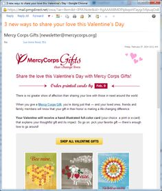 Mercy Corps Valentine's Day Gifts Most Beautiful Indian Actress, Share The Love, E Cards, Non Profit, Valentine Day Gifts, Fundraising, Campaign, Blog, Electronic Cards