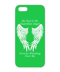 Dad Guardian Angel Phone Case