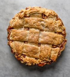 NYT Cooking: Double Apple Pie