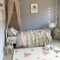 kardashian kids Inspiration for Olivia's big girl room