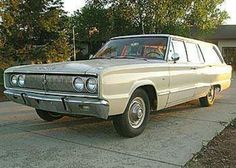 67 Dodge Station Wagon