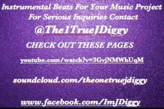 ~ ALL #ARTISTS ~ Please Listen to these Hott Tracks by @Jay Anderson now => https://soundcloud.com/theonetruejdiggy Then, Connect with @Jay Anderson today via: => https://twitter.com/The1TrueJDiggy => http://www.youtube.com/watch?v=3GvjNMWhUqM => https://www.facebook.com/ImJDiggy #JDiggyBeats #TeamJDiggy