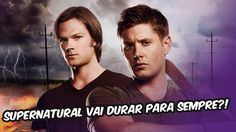 Supernatural vai durar para sempre ?! https://youtu.be/kFwYe4B2kXM