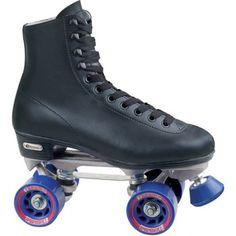Chicago Men's Rink Skate, Black