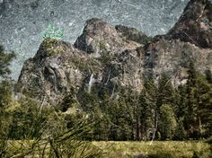 Photograph by Abelardo Morell Bridalveil Fall at the Merced River, Yosemite National Park, California
