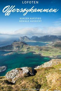 Offersøykammen – kurzer Aufstieg, fantastische Aussicht
