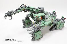 LEGO 01 by legorobo:waka, via Flickr