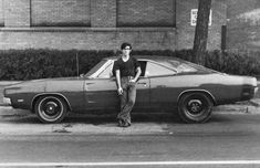'69 Charger 500 back in the day. Looks like a serious street brawler.