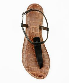 The Vicky sandal will work for day or night. It also comes in tan so you can get yourself a pair too! T Strap Sandals, Christmas Inspiration, Clothes For Women, Night, Stylish, Classic, Leather, Shopping, Fashion