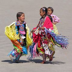 Little Fancy Dancers, via Flickr.
