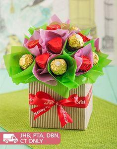 Sweetness Chocolate Arrangement