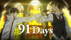 Animé : 91 Days - Site de opaledefeu !