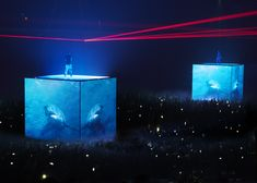 Kanye West and Jay Z, Watch the Throne Arena Tour, 2011