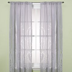 Grey curtains - for living room