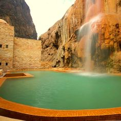 Ma'In Hot Springs - Madaba, Jordan. Best Design Hotel Deals, Top Reviews