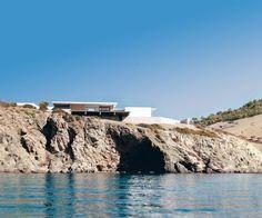 Nikos Valsamakis - Casa 1 en Anavissos (Atenas 1963) from Snake Ranch
