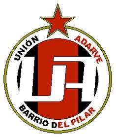 1992, AD Unión Adarve (Madrid, Comunidad de Madrid, España) #ADUniónAdarve #Madrid #Madrid (L19164) Football Team, Ads, Logos, Austria, Herb, Mustang, Soccer, The World, Sports