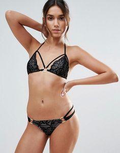 6ea12512b8 Ann Summers Mai Lace Bikini at asos.com